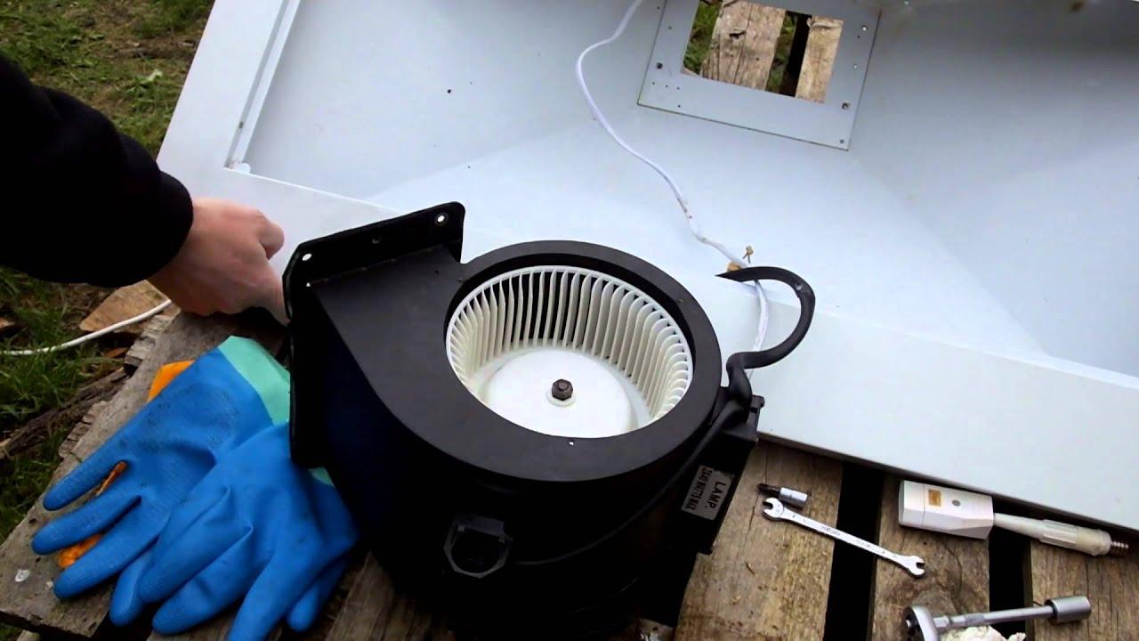Reparar campana extractora cocina youtube for Extractor de cocina de pared