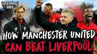 How Man Utd Can Beat Liverpool