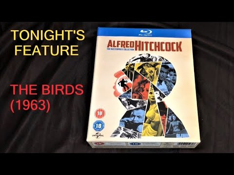 Download Tonight's Feature - The Birds (1963) - Hitchcock - Quick Look - Blu-ray from Hitchcock box set.