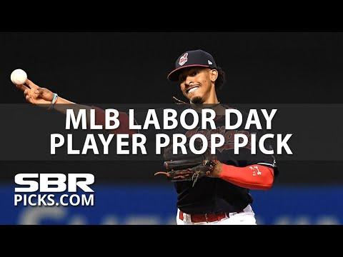 Labor Day Player Prop | MLB Picks | With Jordan Sharp
