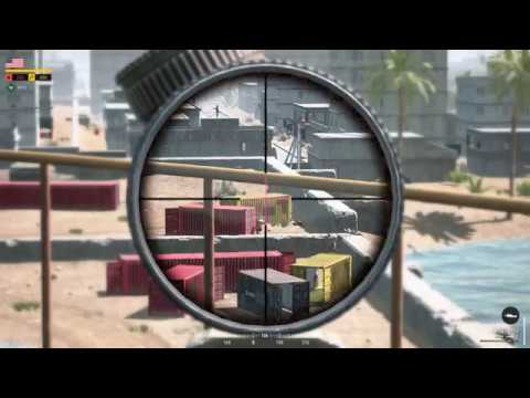 Al Basrah Scout Sniper Support | 38 Downs | Squad V10 Gameplay