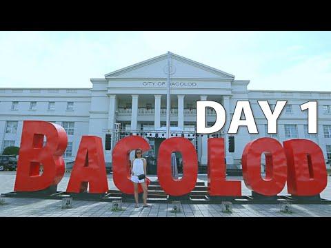 Bacolod City Travel Vlog (Day 1)   Zam