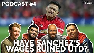 Sanchez's Wages & Smalling's Testimonial: Full Time Devils Podcast #4
