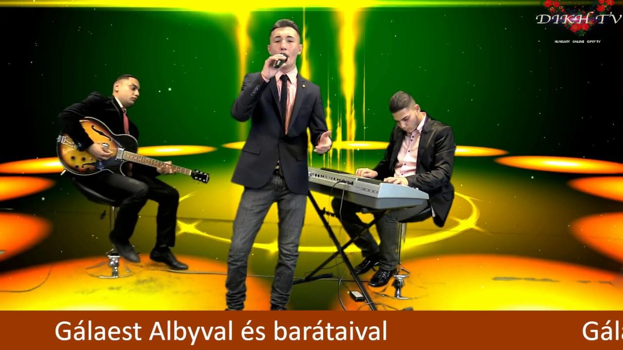 Gálaest Albyval és barátaival - Rubay Band (2017-01-28/1.rész)