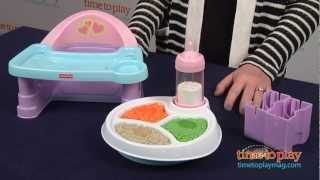 Servin' Surprises High Chair Set From Fisher-price