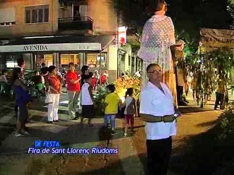 FESTA FIRA AVELLANA RIUDOMS 2010