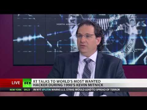 'Use VPN!' Former 'Most Wanted Hacker' Mitnick talks Snowden, NSA, privacy