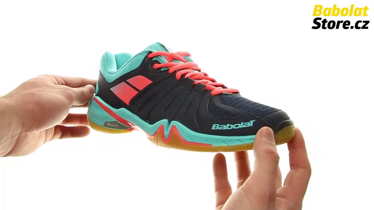 Babolat Shadow Spirit Ladies Badminton Shoes