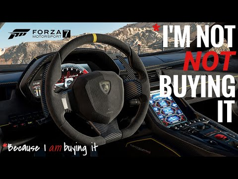 Forza Motorsport 7 || My BIG U-Turn