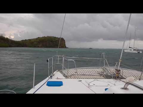 Sailing Gabriel 1 - Episode 1 Grenada