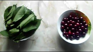 Вишневый ликер (рецепт приготовления)
