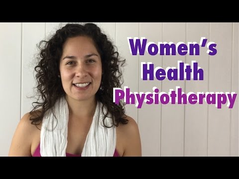 Women's Health Physiotherapy - Come See Us at Body & Birth Today