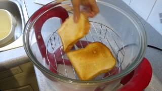 How To Cook Cheese On Toast (welsh Rarebit) In The Halogen Oven