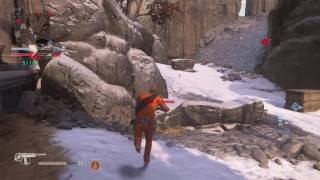 Uncharted 4 Multiplayer - That Perfect Vision K/D - MP34a - 6k Score - Command
