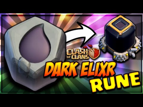 RUNE OF DARK ELIXIR COMING IN NEXT CLAN GAMES? FIND OUT NOW!  CLASH OF CLANS•FUTURE T18
