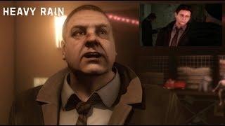 Heavy Rain #03 - Ein Detektiv und ein Agent - GamerBaron