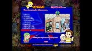 CD Interaktif Belajar Bahasa Inggris Untuk Anak
