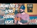 Mumford & Sons - Guiding Light - Cover