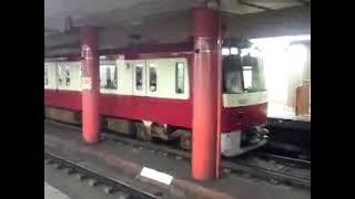 京急新1000形1025編成シーメンス製GTOVVVF車 浅草駅発車