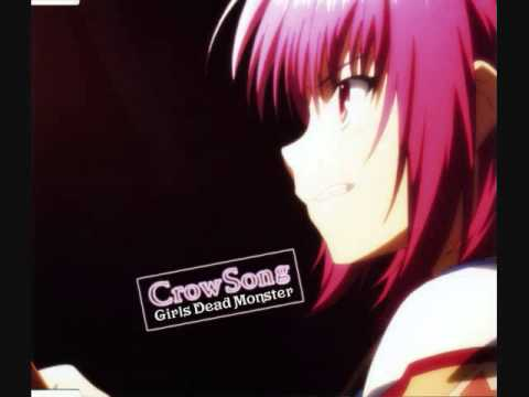 【Angel Beats!】Crow Song - Guitar Cover - YouTube