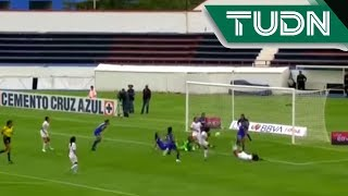 Gol de Yamanic Martínez | Cruz Azul 0 - 1 Toluca | Ap 2019 - J5 Liga MX Femenil  | TUDN