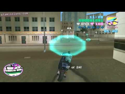 GTA: Vice City - 61 - Side Mission - PCJ Playground