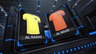 LIVE: Al Rashid VS Al Majid | MHF 2016