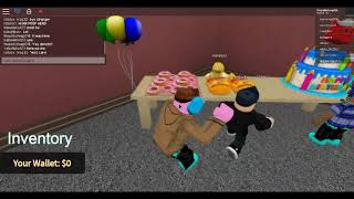 house party / roblox / thepinksheep018
