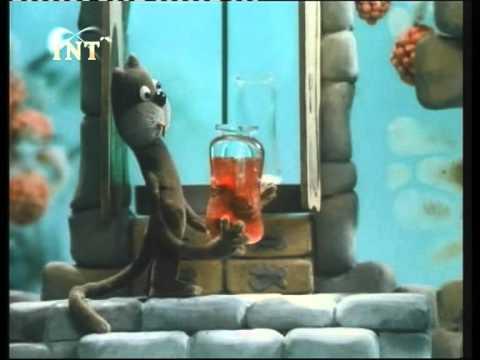 Биссет. 2. Малиновое варенье, мультфильм 1983