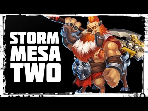 Castle Clash: Storm Mesa 2 - Team Dungeon