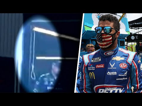 FBI Says Bubba Wallace Was Not Target of Hate Crime