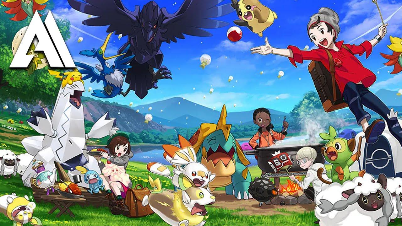 Pokemon Sword Shield Main Theme Orchestral Cover Pokemon Vs Film