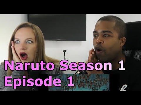"Rise To The Top! Naruto Season 1 Episode 1 ""Enter: Naruto Uzumaki""  (Blind Reaction 🔥)"
