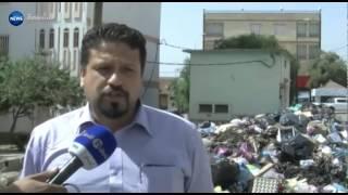 بجاية / سكان بلدية آقبو يغرقون في النفايات
