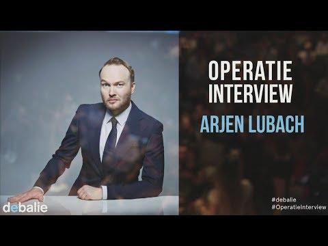 Operatie Interview: Arjen Lubach