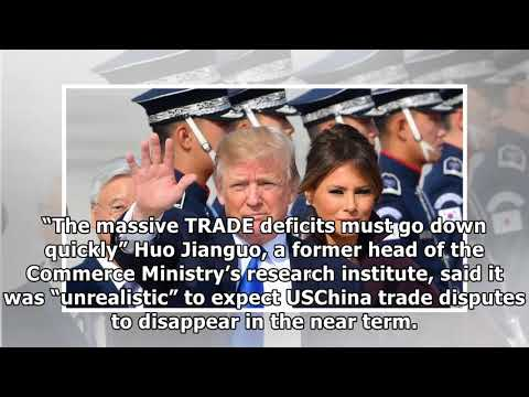 [Daily Times]China, us quarrel over trade even before trump arrives home