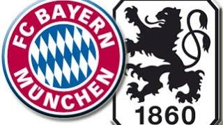 Halbfinale Derby FC Bayern München vs TSV 1860 München - U11 Cup