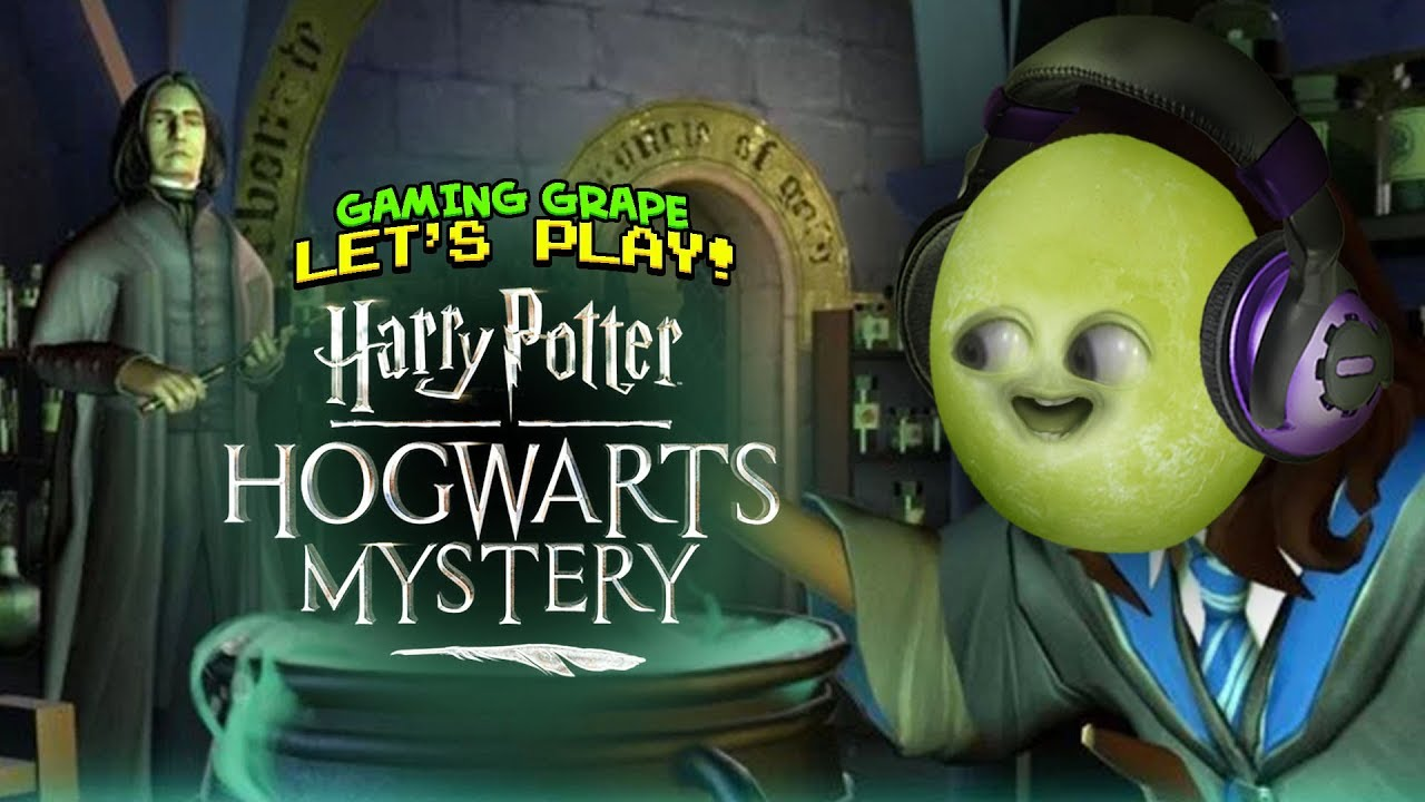 Download Harry Potter: HOGWARTS MYSTERY! [Gaming Grape Plays]