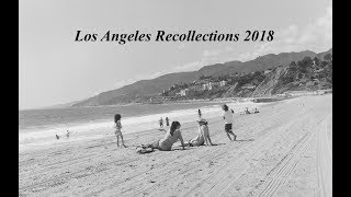 Los Angeles Recollections. 2018.