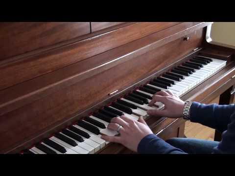 """""""In the Mirror"""" by Yanni (Jeff Vainio Piano Cover)"""