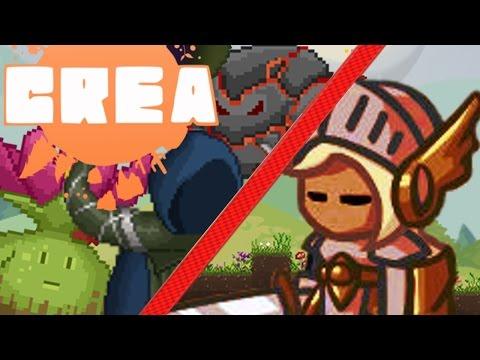 TERRARIA CLONE?! | Crea SE1 | Paladin Class Playthrough | Episode 1 | MabiVsGames