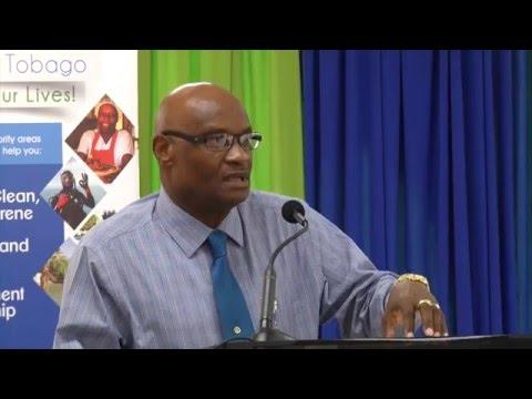 Keeping Tobago Safe & Serene - Leslie Charles, AATT