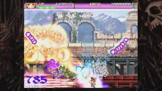 【XBOX360】DEATH SMILES Game Play Trailer