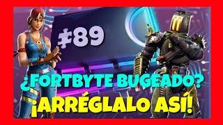 FORTBYTE 89 Fix FORTNITE Bug