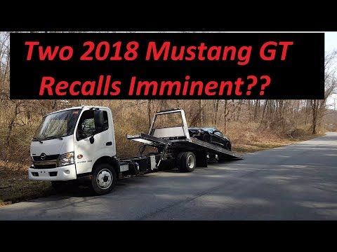Ford Fixing Two Big Known Issues with 2018 Mustang GT MT! (Recalls Coming??)