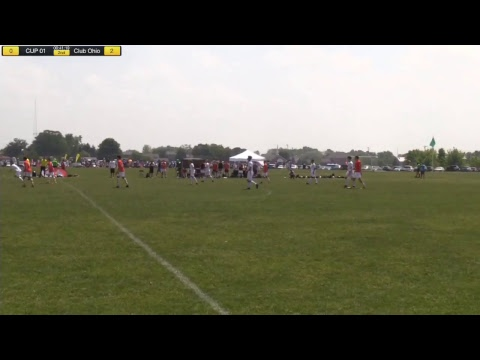 2018 OH-S State Cup Final CUP 01 vs. Club Ohio 1