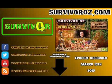 Survivor Oz - Kathy Sleckman Worlds Apart Episode 3 Recap