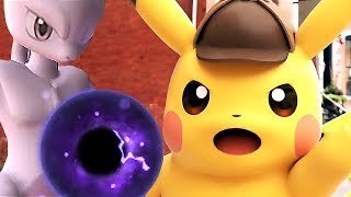 Detective Pikachu Gameplay Trailer, Announced for 3DS (Pokemon Game 2018)