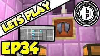 End City Raiding | Minecraft 1.14 Let's Play Ep. 34 (TheNeoCubest)