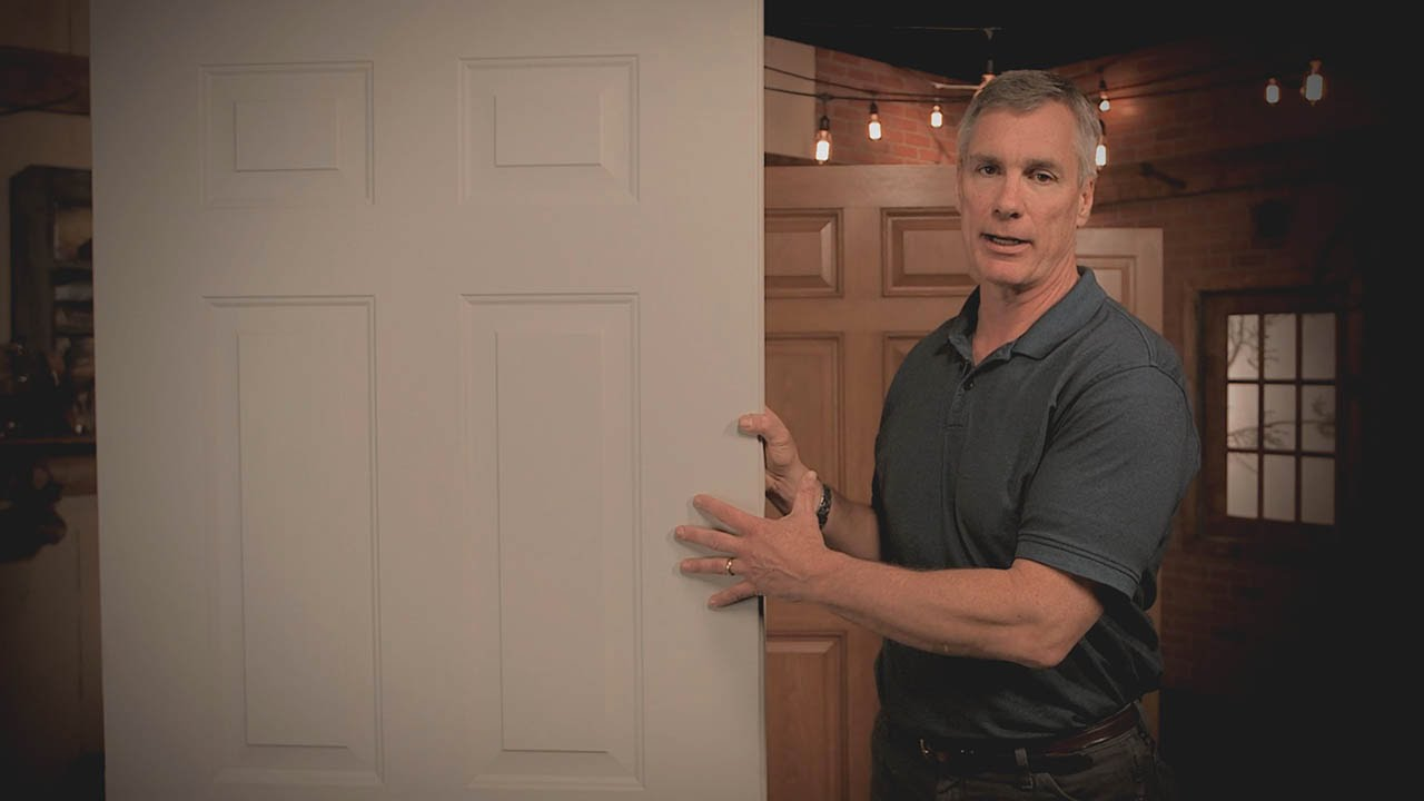 Exterior Door Construction Materials – Wood vs Fiberglass vs Steel